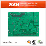 Cheap 6layers HASL Lf Rigid PCB