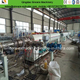 HDPE PE PVC Gas Water Supply Plastic Pipe Production Extrusion Making Machine
