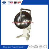 Spray Unit Chocolate Bean Candy Coating Pan