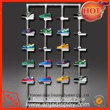 Fashionable Counter Best Price Metal Shoe Display Rack for Retail Store