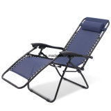 Gravity Zero Folding Chair Textilene Chair for Noon Break