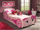 New Design Luxury Children Car Bed China Red Kids Race Car Bed (Item No#CB-1152)