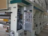 Plastic Film Aluminium Foil Paper Woven Gravure Printing Machine (ASY600-1200)