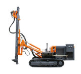 Zgyx 420-1 DTH Air Compressor Crawler Mounted Rock Drill for Drilling Mining Ground Drilling Machine