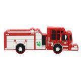 Hot Cartoon USB Memory Pen Drives Fire Truck Engine