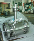 Forged Steel Low Temperature Side Entry Full Bore Floating Ball Valve for Cryogenic Service