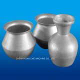 Video of Making Silver Pot Used Automatic CNC Spinning Machine Tools (Light-duty 480C-2)