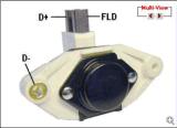 DC Alternator Voltage Regulator for Bosch OEM: 1197 311 310 (EL28V)