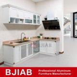 Yellow Sandalwood Modern Metal Home Furniture Aluminum Kitchen Cabinet