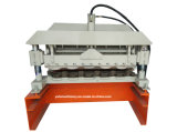Automatic Hydraulic Cutting Roof Glazed Tile Roll Forming Machine