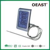 Ce Certificate BBQ Digital Thermometer with Alarm Cooking Baking Ot5560b1