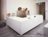 Made in China DuPont Corian Reception Counter Desk