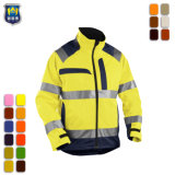 Hi Vis Protective High Quality Womens Winter Jacket