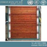 Wooden Timber Paint Garage Rolling Door Roller Shutter