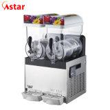 Ice Slush Maker Dispenser Machine Bar Equipments Xrj-15lx2