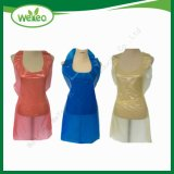 Manufacturier Price Plastic PE/LDPE Disposable Apron for Industry