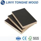 Marine Grade Plywood 18mm Black Brown Red Film Faced Plywood Phenolic Board
