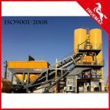 China Prices Fixed Cement Mixing Cbp60m Mobile Concrete Batching Plant