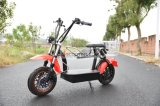 Latest Practical Electric Scooter with Stong Hum Motor and Vehicle Frame