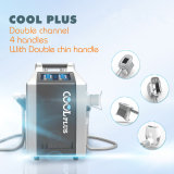Cool Plus with 4 Handles Cryotherapy Cryolipolysys Slimming Machine