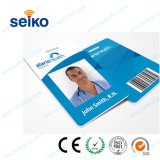 Identity PVC Card Portrait ID Card for Employee Attendance