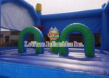 2018 Good Quality Inflatable Combo Bouncer for Outdoor Park