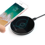 Qi Fast Aluminum Wireless USB Charger with 10W 2A