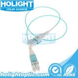 Sm/mm APC/PC LC Fiber Optic Cable