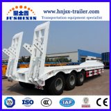 Good Price 3 Axle Lowbed/Lowboy/Low Loader Semi Truck Trailer for Sale