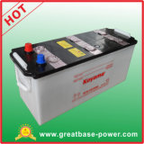 High Rate Capacity Dry Charge Vehicle Battery N135