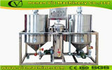 Cost effective MR-2 cooking oil refinery machine with 360L/2H