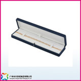 Luxury Gift Packaging Necklace/Jewelry/Watch Box with Insert (XC-1-010)