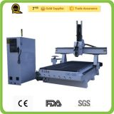 Ql-M25 Jinan Atc Disc Type Wood CNC Router Machine