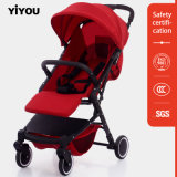 New Design Popular Light Foldable Girls Baby Stroller on Sale