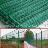 Steel Grid Fence/ Galvanized Steel Fence, Fence
