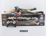 Promotion Gift RC Soldier Toy Remote Control Fighter (958005)