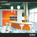 ISO Welbom Modern MDF High Gloss Lacquer Kitchen Cabinet