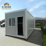 Fireproof Container House for Remote Site Camp