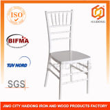 Flash Elegance White Resin Stacking Chiavari Plastic Chair