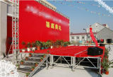 Adjustable Portable Outdoor Event Concert Stage