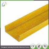 Customized Reinforced Pultrusion 2mm Fiberglass Profile