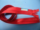 Auto Lock & Open-End Resin Zipper