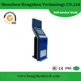 Customized Touchscreen Self Pay Mall Kiosk with Visa Card Reader