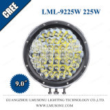 9.0 Inch 225W CREE 4X4 Offroad Auxiliary LED Driving Lamp Work for Auto Car Truck Boat