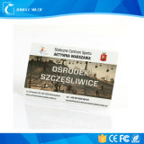13.56MHz Plastic RFID Card NFC Smart Card for Hotel Access Control