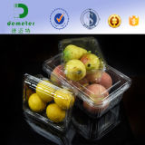 Wholesale Cheap Blister Packaging Clear Plastic Container Clamshell for Fresh Fruit