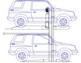 Rotary Parking System for Design
