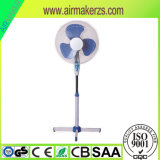 16 Inch Plastic High Quality Electric Pedestal Stand Fan SAA