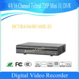 Dahua 4 Channel Tribrid 720p Mini 1u HD DVR (HCVR4104HE-S3)