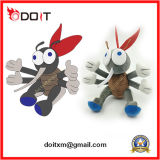 Custom Make Give Away Gift Toy Stuffed Animal Mosquito Plush Toy